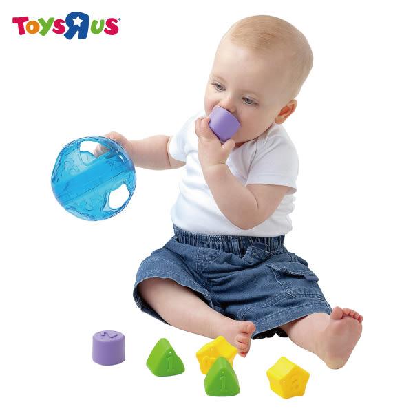 玩具反斗城  PLAYGRO  積木配對球