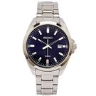 SEIKO 簡約時尚風格不鏽鋼錶帶手錶(...
