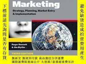 二手書博民逛書店International罕見Marketing: Strategy Planning Market Entry