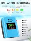 氧氣泵小型魚缸氧氣泵充電超靜音增氧泵交直流兩用大功率充沖加打氧機器LX夏季新品