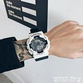 手錶青少年獨角獸電子手錶男女ins風初中高中學生潮流機械防水夜光錶 衣間迷你屋