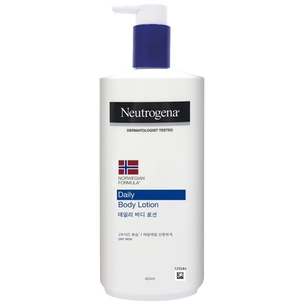 露得清挪威身體潤膚乳液450mL【強效保濕】