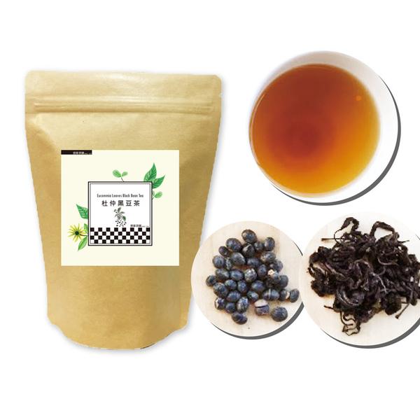 杜仲黑豆茶 (7g*10入) 杜仲葉茶 月子茶 產後 黑豆茶 青仁黑豆 青草茶 養生茶 鼎草茶舖