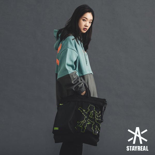 STAYREAL PLAN A 軍事3用攜行袋