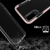 """[富廉網] VOKAMO Smult 美國軍規3米防摔晶透手機殼 iPhone X (5.8"""") 專用 - 透明強化背蓋 (黑色)"""