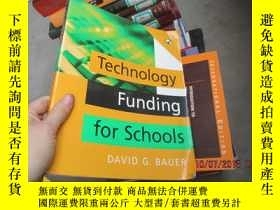 二手書博民逛書店Technology罕見Funding for schools