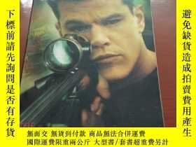 二手書博民逛書店英文原版罕見The Bourne Supremacy by Ro