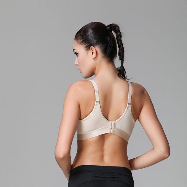 專業運動胸背心式透氣女內衣跑步 胸罩-11587001