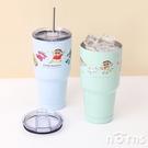 蠟筆小新不鏽鋼冰霸杯- Norns Crayon ShinChan正版授權 保溫杯 睡衣 304不鏽鋼 雙層真空飲料杯