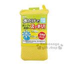 〔小禮堂〕SOWA創和 日製雙色海綿 《黃.綠》方便又實用 4944201-00179
