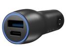 現貨 ASUS 雙USB車載快速充電器 CarCHarger 28W ( 車充 /USB-C /TYPE-C) 【原廠盒裝】