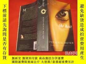 二手書博民逛書店英文版the罕見host宿主Y11011 出版2008