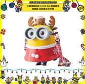 ( 現貨 & 樂園實拍 )  日本 大阪環球影城  小小兵 BOB 馴鹿版 全新爆米花空桶 / 收納桶