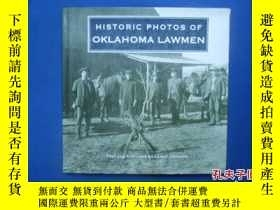 二手書博民逛書店HISTORIC罕見PHOTOS OF OKLAHOMA 精裝(
