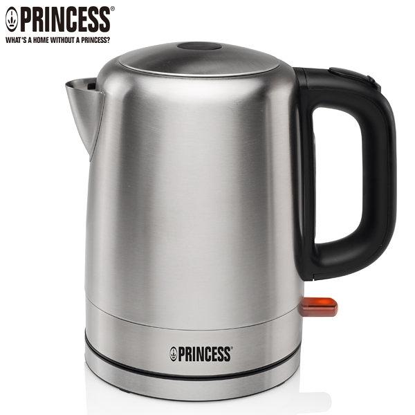 荷蘭公主 1L不鏽鋼快煮壺/電茶壺 經典原色 236000