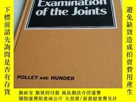 二手書博民逛書店Physical罕見Examination of the Joi