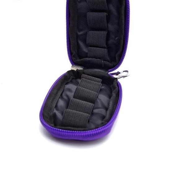 特賣精油盒 精油收納包鑰匙包1ML2ml3ml精油分享瓶十支裝多特瑞d便攜LX