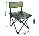 戶外摺疊椅超輕便攜釣魚沙灘露營