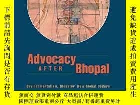 二手書博民逛書店Advocacy罕見After BhopalY466342 Kim Fortun University Of