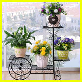 鐵藝花架綠蘿多層客廳組裝花架陽臺歐式花架