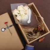 肥皂花生日禮物女生特別實用小清新文藝浪漫送女友創意香皂玫瑰花束禮盒【可超取免運】