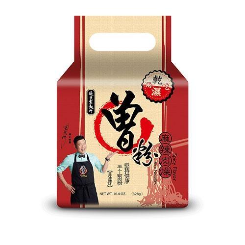 《曾粉》麻辣肉燥82g*4【愛買】