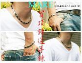【MARE-純鈦+陶瓷項鍊】套組系列:龍盤 (黑陶項鍊) 款 送 同款 龍盤 (黑陶手鍊) 款