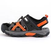男款 GOODYEAR 活力雙色 便捷磁扣 透氣排水 防滑耐磨 輕量軟Q 水陸車鞋 休閒運動護趾涼鞋 59鞋廊