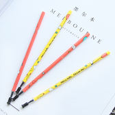 ✭慢思行✭【P220】中性筆替換筆芯 學校 辦公 文具 學生 上班 黑色 可愛 塗鴉