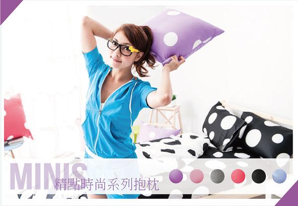 MiNiS 居家抱枕 靠枕 抬腿枕60cmX60cm 台灣製100%高級纖維棉 獨家販售