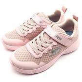 《7+1童鞋》中童 SKECHERS 81303LPNK  輕量 透氣  運動鞋 慢跑鞋 C902 粉色