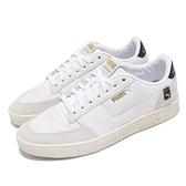 【海外限定】Puma 休閒鞋 Ralph Sampson MC PRM 白 黑 皮革 金標 女鞋 海外款【ACS】 37481502