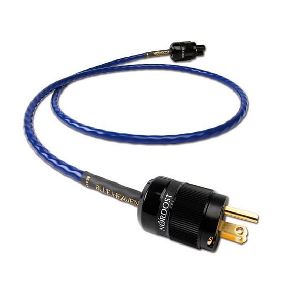 《名展影音》美國  NORDOST BLUE HEAVEN BHPWR 藍天堂電源線  1.5米/條