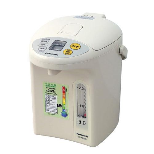 Panasonic 國際牌 3公升 微電腦熱水瓶 NC-BG3001 7段省電定時選擇