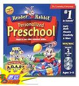 [美國直購 ShopUSA] Reader Rabbit Personalized Preschool Deluxe ADAPT