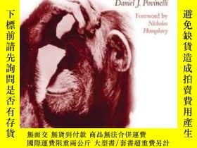 二手書博民逛書店Folk罕見Physics For Apes: The Chimpanzee s Theory Of How Th