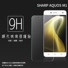 ☆超高規格強化技術 Sharp AQUOS M1 鋼化玻璃保護貼/強化保護貼/9H硬度/高透保護貼/防爆/防刮