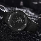 過年學生錶 簡約潮流手錶男士防水夜光男孩女中學生兒童鬧鐘多功能運動電子錶 珍妮寶貝