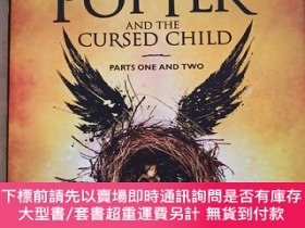 二手書博民逛書店Harry罕見Potter and the Cursed Child (Harry Potter8)Y2384