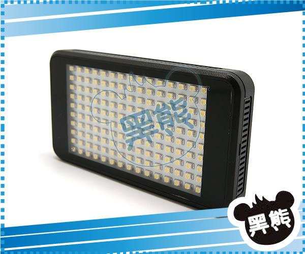 黑熊館 樂華 ROWA LED-VL011 內建鋰電池 LED攝影燈 輕型 補光燈 USB充電 行動電源