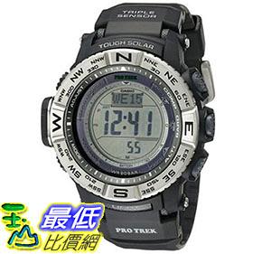 [美國直購] 手錶 Casio Mens PRW-3500-1CR Atomic Resin Digita