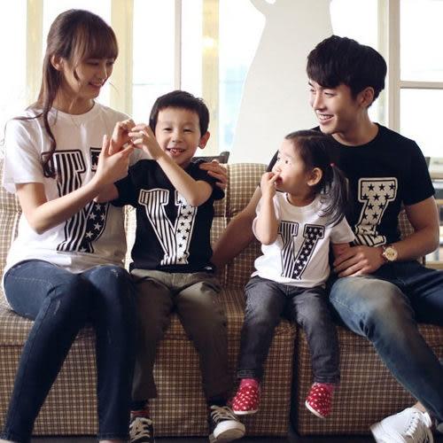 24小時快速出貨 純棉 親子裝 MIT台灣製 可單買 班服 團體服 家族服【Y0251】勝利大大V