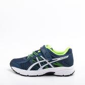 Asics  GEL-CONTEND 4 GS 黏扣  兒童慢跑鞋 C709N-4901