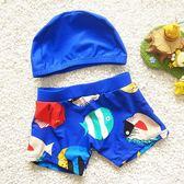 1-2-3-4-6-15歲韓國嬰幼男寶寶孩子游泳衣大