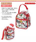 日本Hello kitty不織布水壺保溫提袋