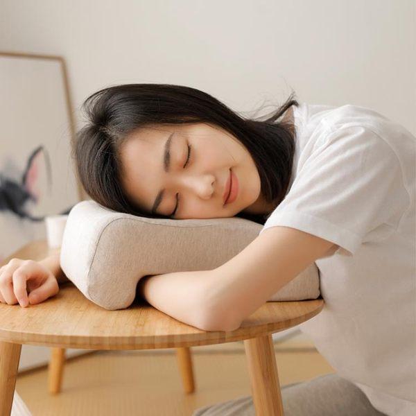 8折免運 記憶枕 記憶綿午睡枕學生辦公室