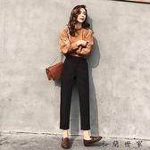 西褲子2018女韓版