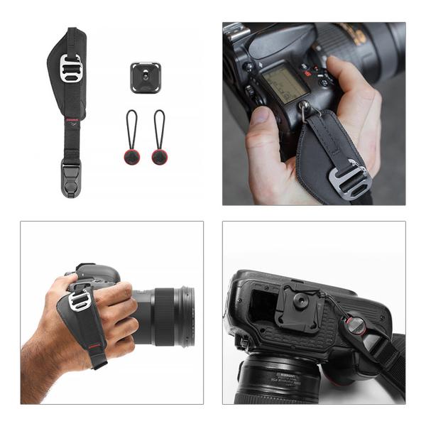 ★相機王★Peak Design Clutch V3 快裝舒適腕帶 相機手腕帶