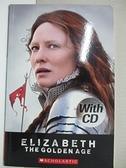 【書寶二手書T1/原文小說_IJ3】Scholastic ELT Readers Level 3: Elizabeth