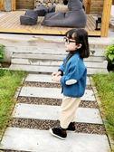 童裝女童毛衣寶寶毛衣1-3歲兒童針織開衫外套 伊衫風尚